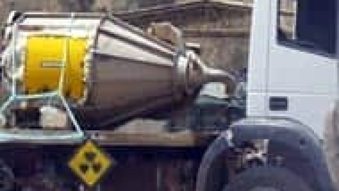 Yellow Cake Uranium Commence In Iraq