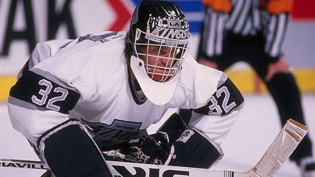 Kelly Hrudey played 15 seasons as a goalie in the NHL.