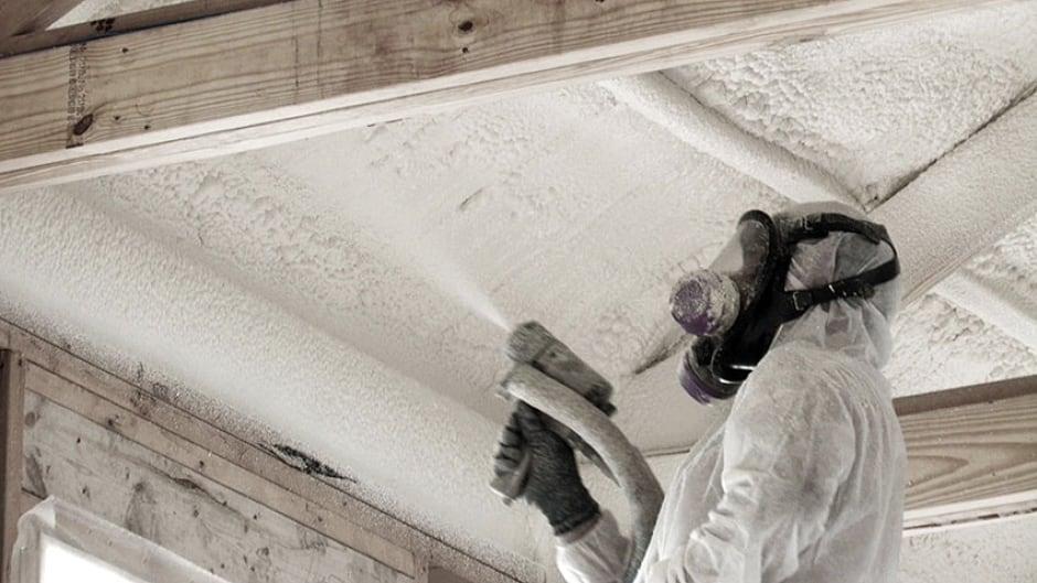 Spray foam insulation can make some homes unlivable cbc news solutioingenieria Images