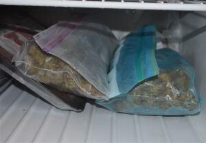 Drugs seized by Niagara Regional Police