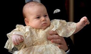 APTOPIX Britain Prince George