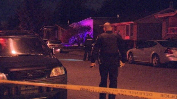 Police are investigating a fatal shooting in a residential Longueuil neighbourhood.