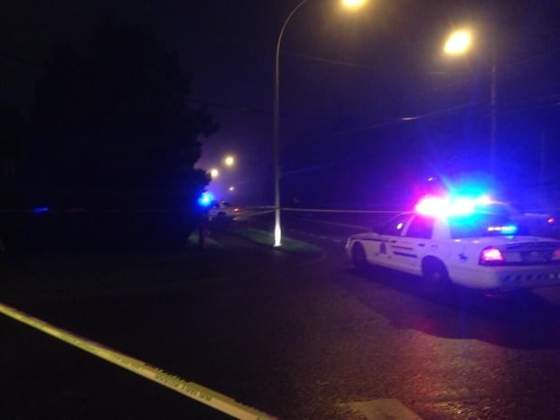 Surrey fatal shooting