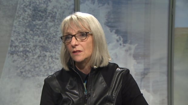 Linda Ross of the Provincial Advisory Council on the Status of Women