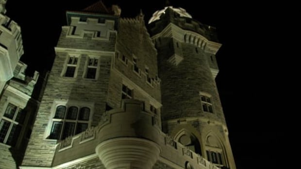 Toronto's oldest castle is haunted for the month of October for Legends of Horror, a haunted Halloween walk.