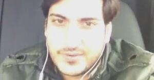 Abaid Tariq truck driver