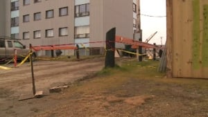 Fatal fall at Embassy apartment building in Labrador City