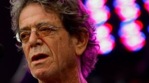 Lou Reed, seen here at the Lollapalooza music festival in 2009, died Sunday at the age of 71.