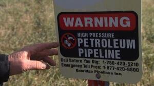 Petroleum danger sign