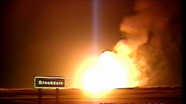Brookdale blast
