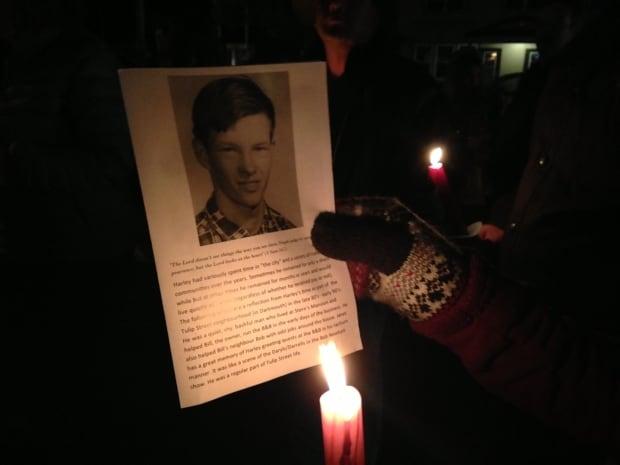 harley lawrence vigil
