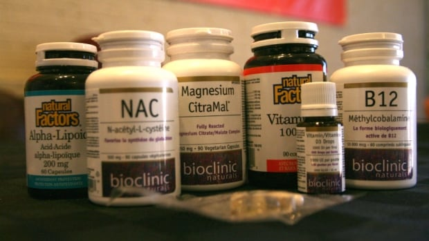 Natural remedies, including vitamin and mineral supplements are not eligible for a tax rebate.