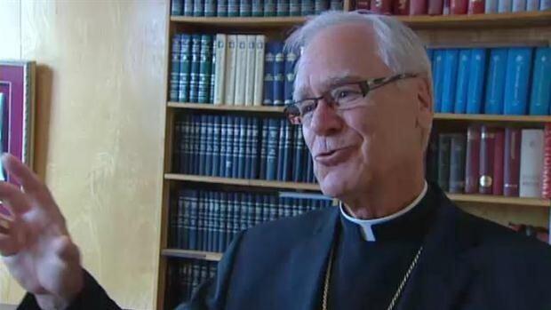 Archbishop James Weisgerber