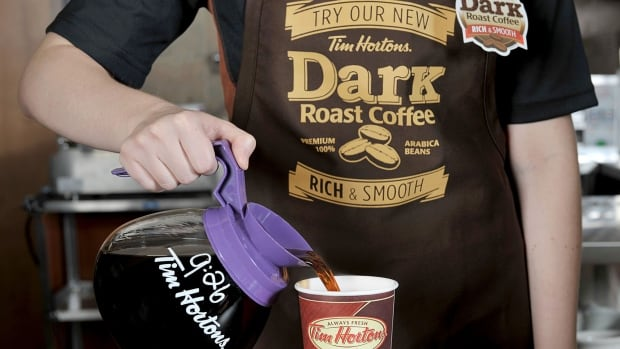 Tim Hortons announced Monday it will pilot a new dark roast coffee blend in Columbus, Ohio, and London, Ont.