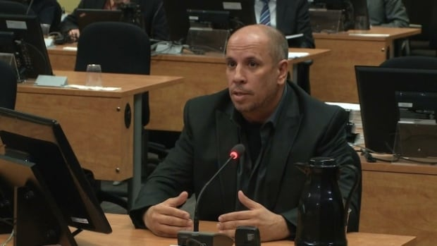 Ken Pereira defends his character before the Charbonneau corruption inquiry.