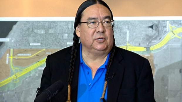 Tsuu T'ina spokesperson Peter Manywounds spoke on the Calgary Eyeopener Monday morning about how the new ring road deal will affect band members.