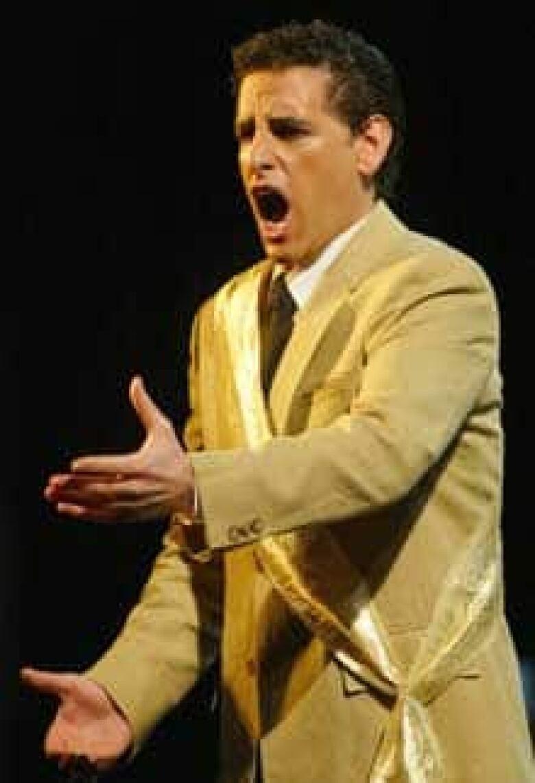 Peruvian tenor breaks La Scala encore taboo   CBC News