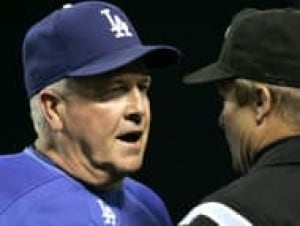 Grady Little Resigns As Dodgers Manager Baseball Cbc