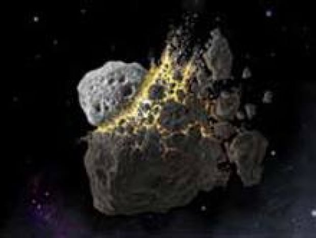 asteroid-collision
