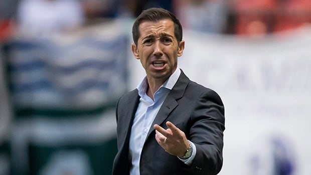 Vancouver Whitecaps' head coach Martin Rennie has an MLS record of 24-25-19 over two seasons in Vancouver.
