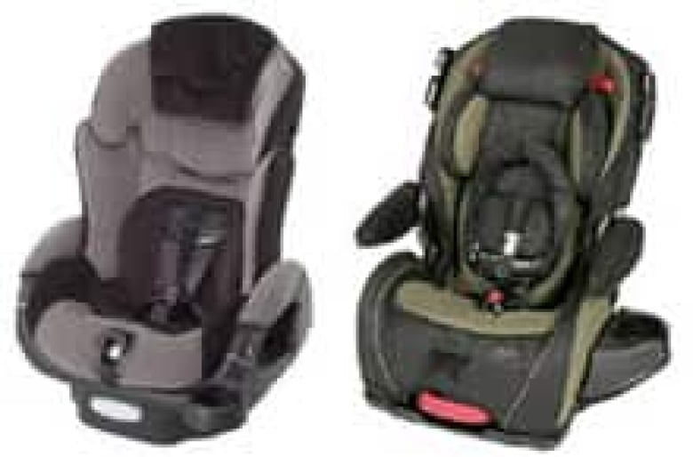 defective strap prompts car seat recall by transport canada cbc news. Black Bedroom Furniture Sets. Home Design Ideas