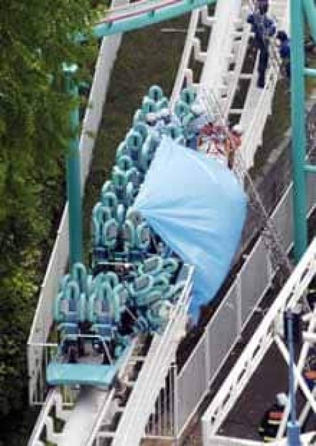 8 terrifying amusement park accidents - World - CBC News