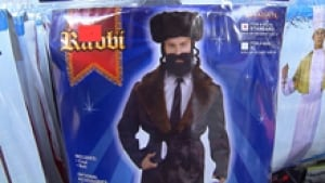 Rabbi costume