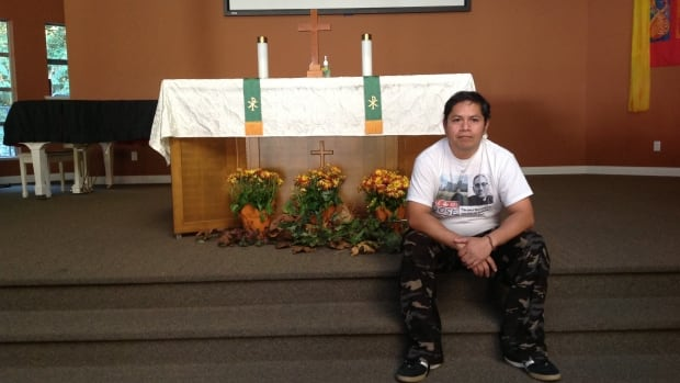 Jose Figueroa sought sanctuary in Walnut Grove Lutheran Church in Langley, B.C., more than two years ago.