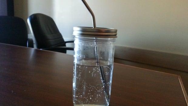 Bryan Harris says we should drink lots of water.