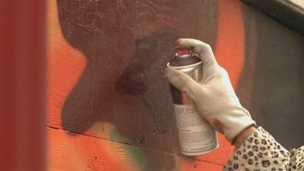 Murals are a popular method used in Montreal to ward off taggers, but some say it's not an effective long-term solution to solving graffiti problems.