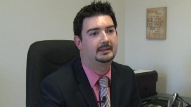 Christopher Mitchelmore is the MHA for the northern Newfoundland district of The Straits-White Bay North.