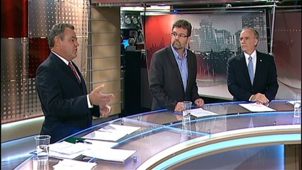 Gatineau election candidates debate