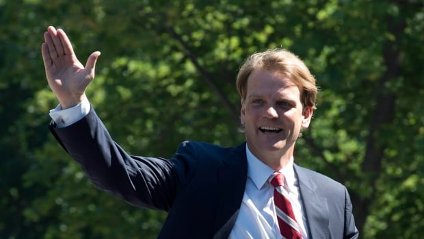 Chris Alexander was sworn in as the minister of citizenship and immigration in July 2013. Alexander is poised to introduce changes to the Citizenship Act during this upcoming session of Parliament.
