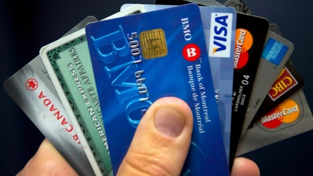 Consumer credit debt was $519.5 billion in the first quarter, Statistics Canada said.
