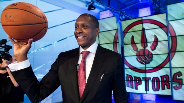 Toronto Raptors new president and general manager Masai Ujiri isn't a fan of the team's opening schedule to the NBA season. The Raptors open the year Wednesday night against the visiting Boston Celtics, and will do anything to avoid a repeat of last season's horror show that saw them stumble out of the blocks to a 4-19 start.