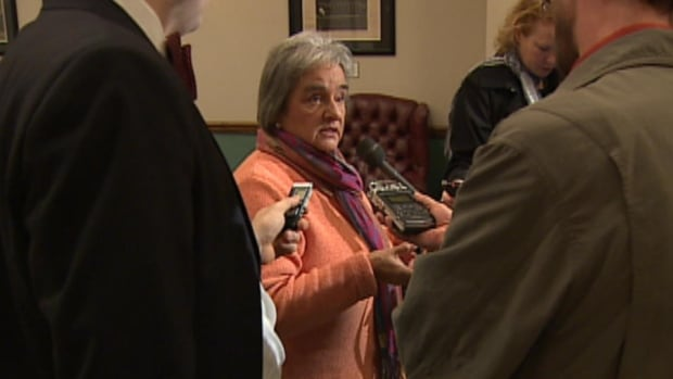 Lorraine Michael's leadership of Newfoundland and Labrador's NDP will be the subject of a review next spring.