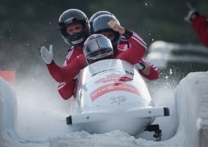 Canada World Cup Bobsled 20121124 TOPIX