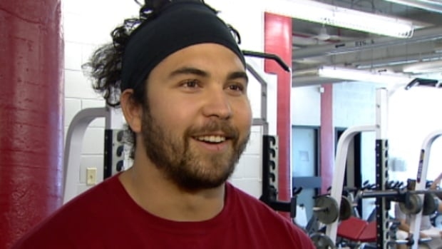 Chris Spring, who was born in Australia but now lives in Calgary, is driver for one of three Team Canada bobsleigh teams that could land on the podium at the next Olympics.
