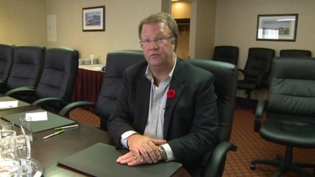 Paul Barnes of the Canadian Association of Petroleum Producers