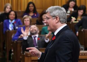 Question period heats up over Senate questions