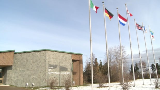 The mayor of Happy Valley-Goose Bay says it's time for changes with staff.