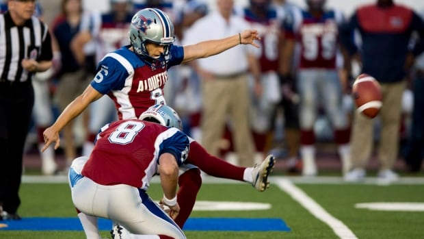 Montreal Alouettes kicker Sean Whyte criticized official Andre Proulx following his club's loss to the Hamilton Tiger-Cats.