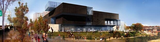 Longer Art Gallery of Saskatchewan design