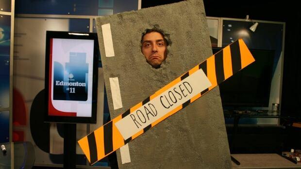 Pothole costume