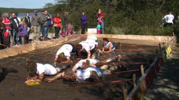 The Mud Immortal challenge was held on Sept. 21 in Butter Pot Park.
