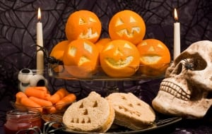 Food Healthy Halloween