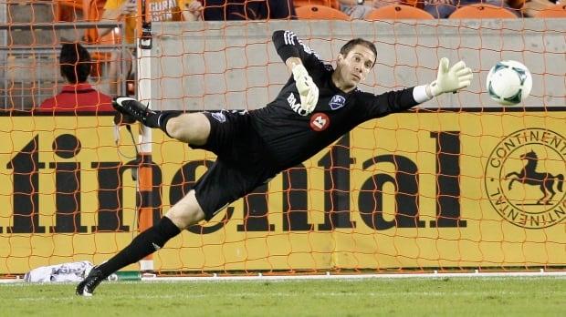 MLS Impact Dynamo Soccer