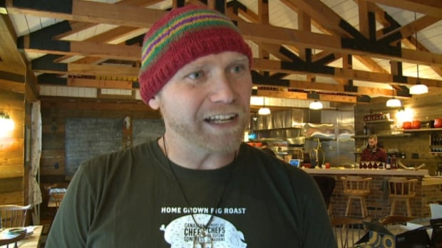 St. John's chef Todd Perrin wants to find new ways of cooking traditional seal meat and serve it in his restaurant.
