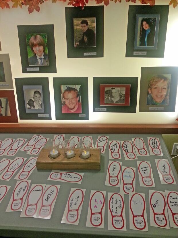 victims of crime symposium in Sudbury