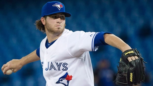 In October, Blue Jays starting pitcher Drew Hutchison held batters in the Arizona Fall League to a .127 batting average and allowed just one earned run in 15 2/3 innings.